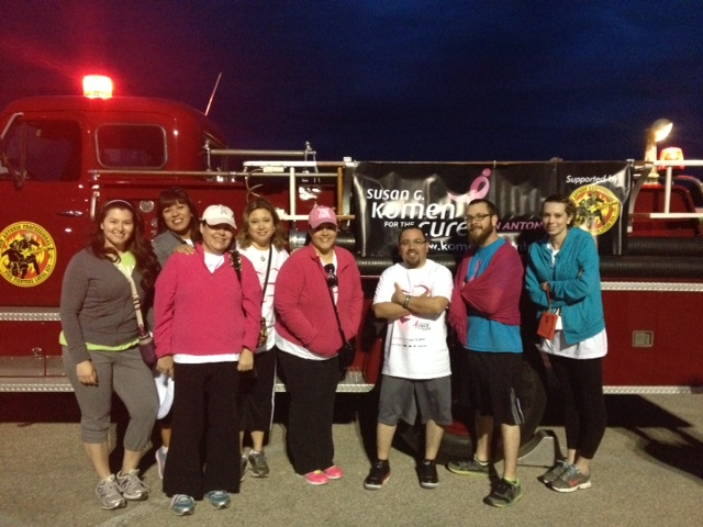 2014 SGK Race for the Cure