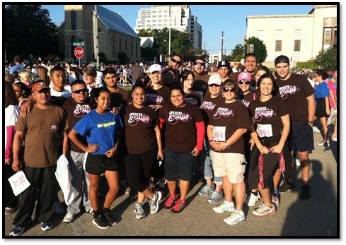 Austin Race for the Cure!