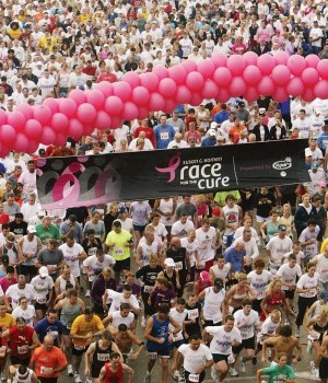 2013 Tyler/Longview Race for the Cure!