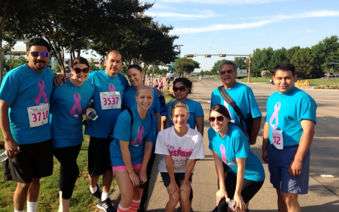 2013 Plano Race for the Cure!