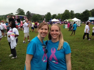 2013 Raleigh Race for the Cure!