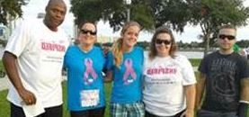 2013 Tampa Region Race for the Cure!