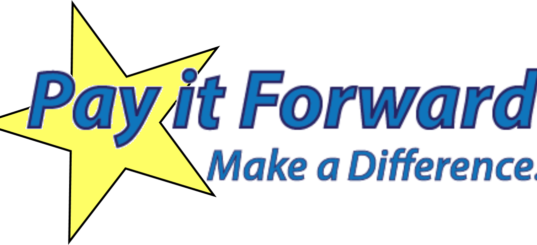 Pay it Forward – May Featured WOW Story of the Month!