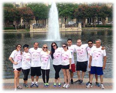 2014 Plano Race for the Cure!