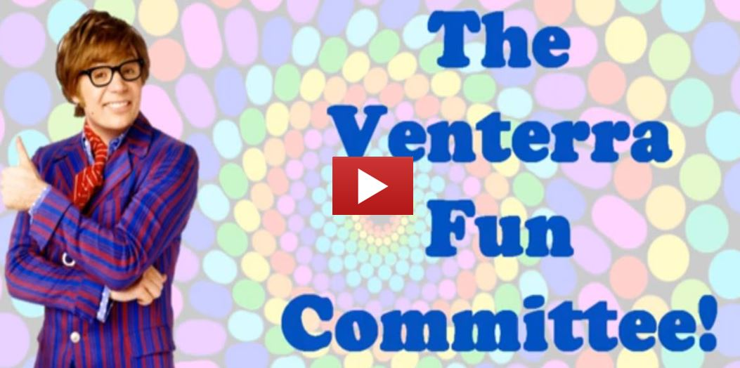 The Venterra Fun Committee – Unleashed!
