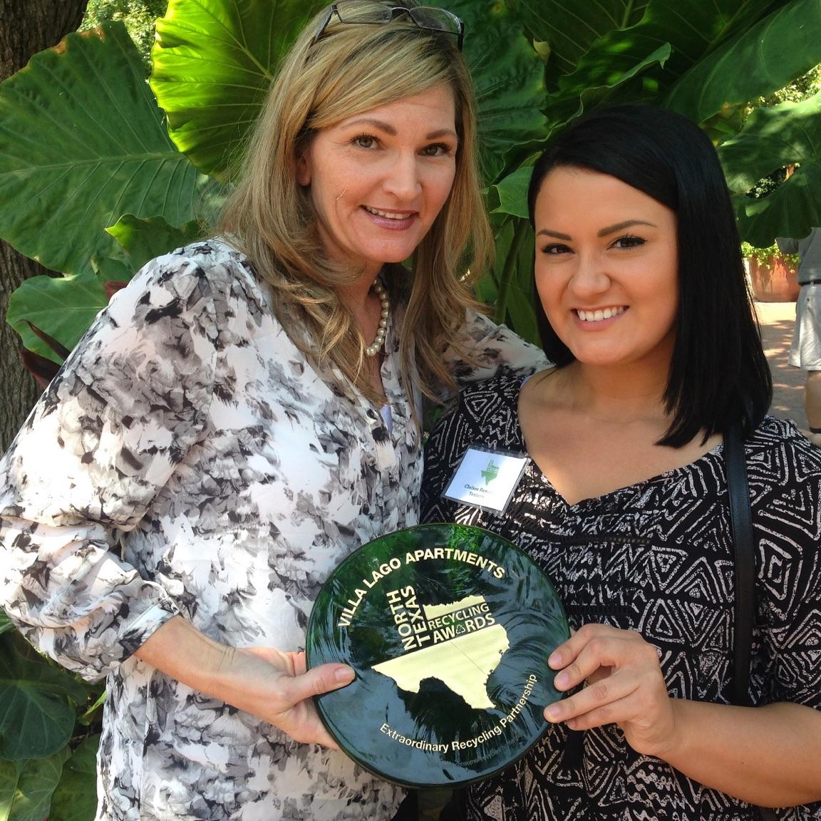 Recycling Award  Venterracom I Highly Rated Real Estate Company
