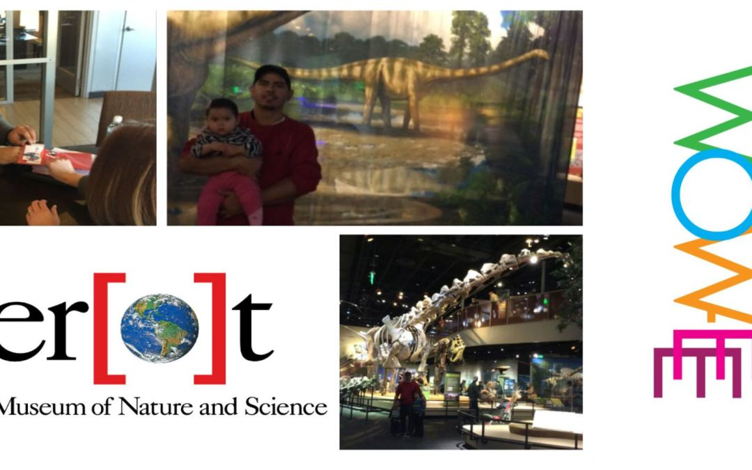 Jose and Family Go to The Perot Museum