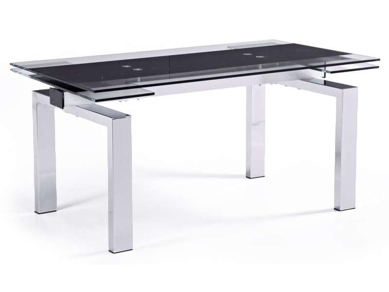 table de sejour 160 cm casita coloris