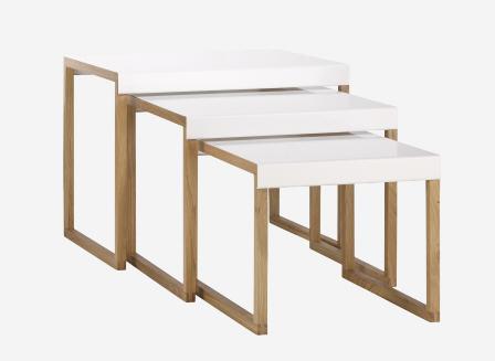 Tables Gigognes Habitat KILO Tables Dappoint Gigognes