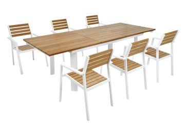 Table De Jardin Pliante Rue Du Commerce | Salon De Detente Resine ...