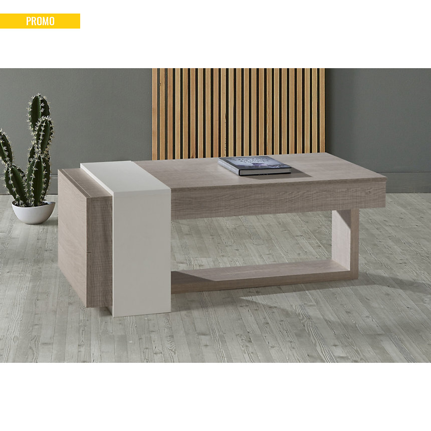 table basse relevable garance pas cher