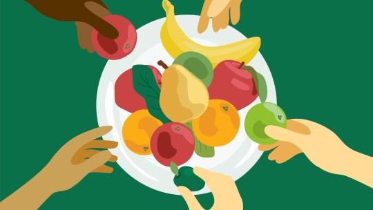Food sharing, mai più cibo sprecato