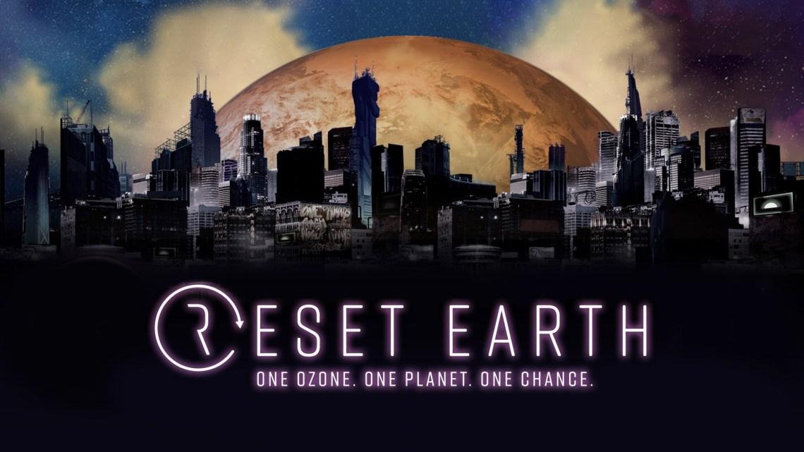 RESET EARTH: un videogame per chiudere il buco nell'ozono
