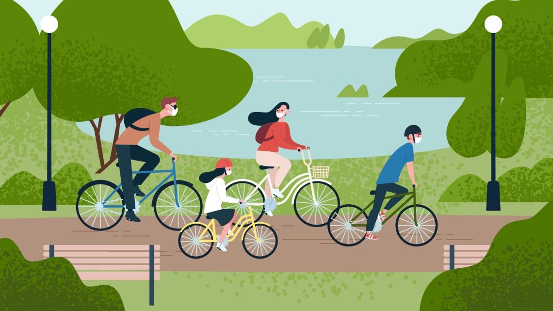 Lockdown… in bici!