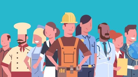 Buon 1° maggio, festa delle lavoratrici e dei lavoratori!