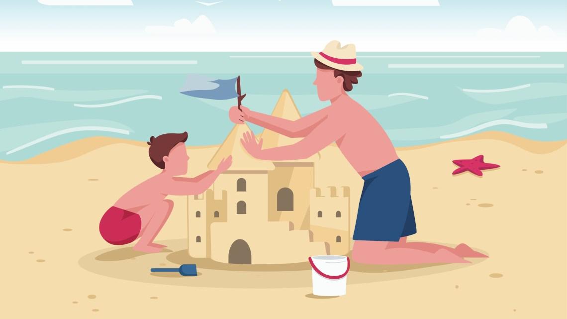 Salviamo i castelli di sabbia: allarme spiagge per le isole europee
