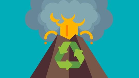 L'Etna erutta cenere? Trasformiamola in risorsa