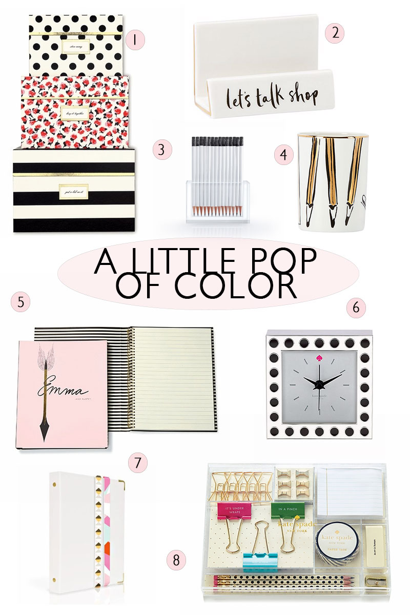 2 Theme Ideas for Office Supplies  Venti Fashion