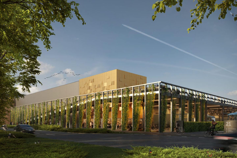 VDG Schiphol, VDG warehouse Schiphol, warehouse Hoofddorp | Ventilatie Techniek Brabant