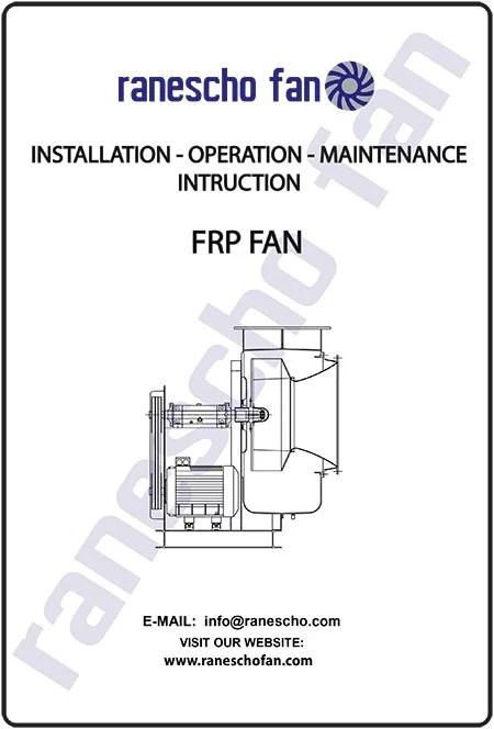 Cover Ranescho manual FRP-1