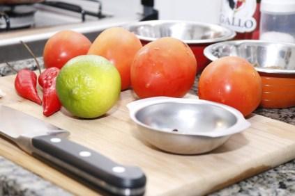 Arancini e geleia de tomate com pimenta (2)