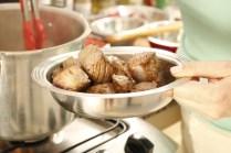 Ragu de carne com purê de abóbora (8)