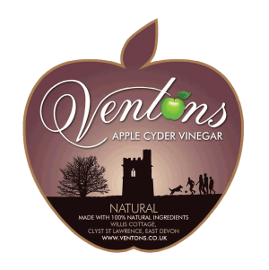 Ventons Devon Cyder - Apple Cyder Vinegar