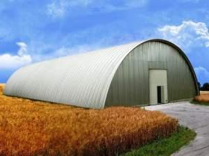 Классификация и типы зернохранилищ