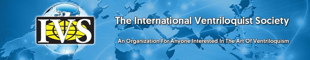 International Ventriloquist Society Banner for https://ventriloquistsociety.com