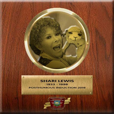Shari Lewis - Ventriloquist Hall Of Fame