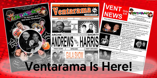Ventarama Is Here