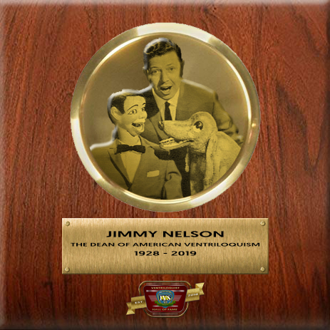 Ventriloquist Hall Of Fame - Jimmy Nelson