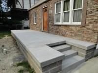 Concrete Porch Photos - Ventry Concrete - Buffalo NY ...