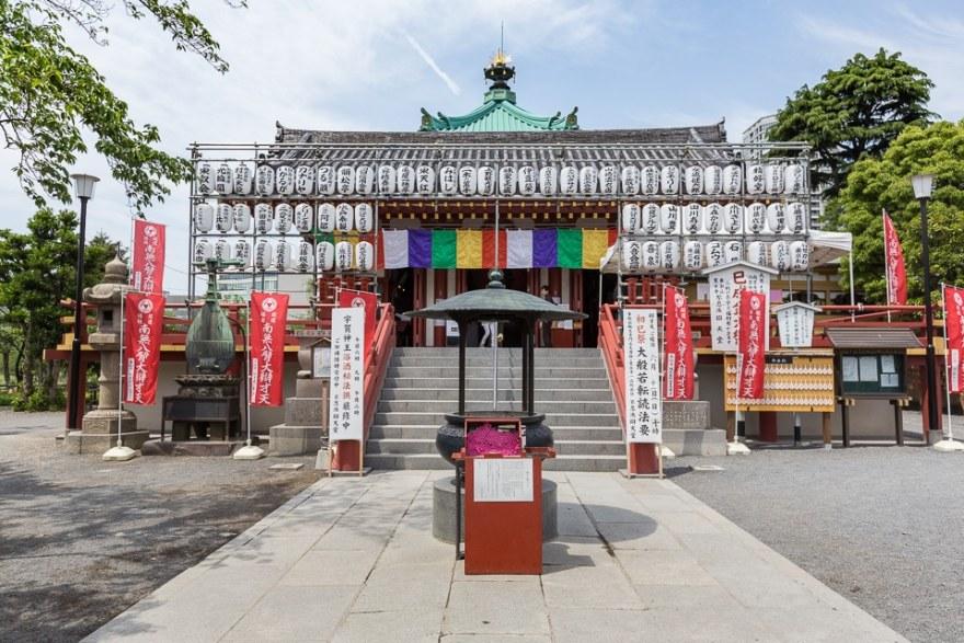 shrine ueno