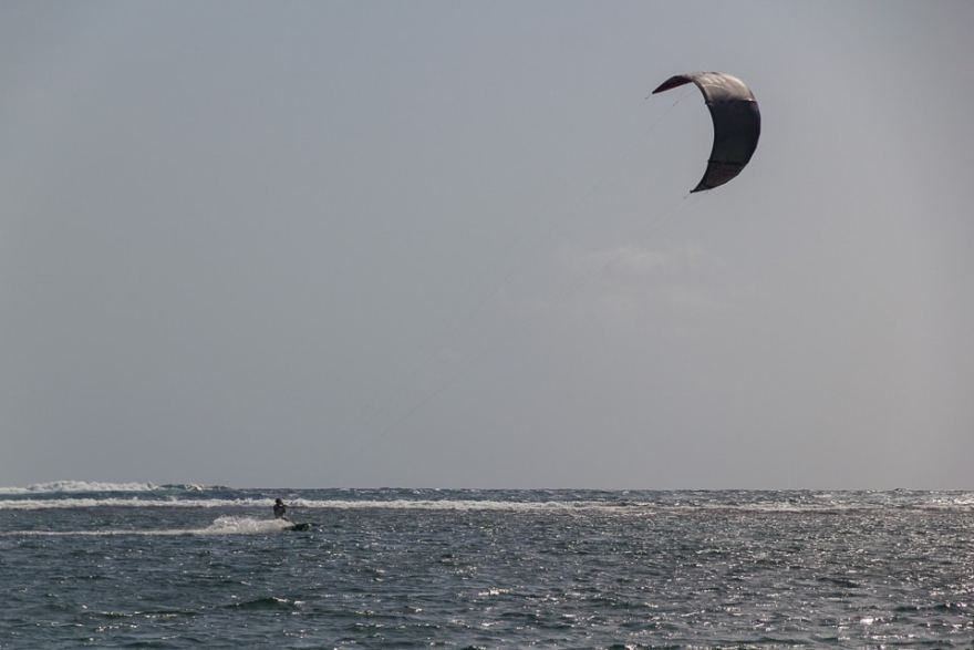 kitesurf anse michel