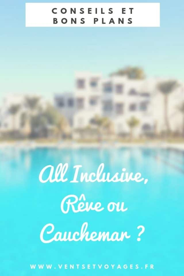 Que Veut Dire All Inclusive : inclusive, Séjourner, Hôtel, Inclusive,, Avantages, Inconvénients