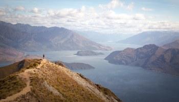 Nouvelle Zélande Wanaka Header