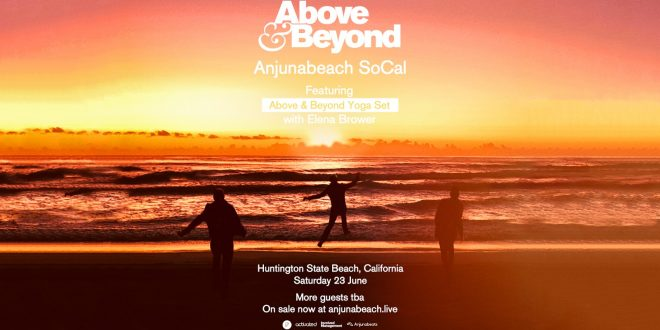 "Above & Beyond To Perform Rare ""Yoga Set"" At ""Anjunabeach"" Festival ile ilgili görsel sonucu"