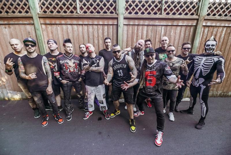 Five Finger Punch Breaking Benjamin Kick Off This Summers Biggest Amphitheater Rock Tour