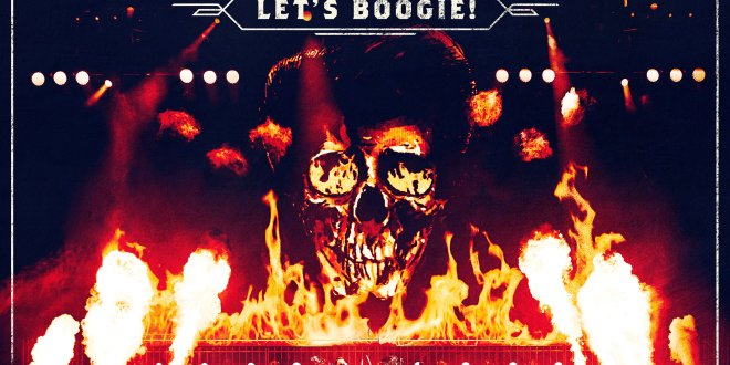Volbeat To Release Live Album And Concert Film, Let's Boogie