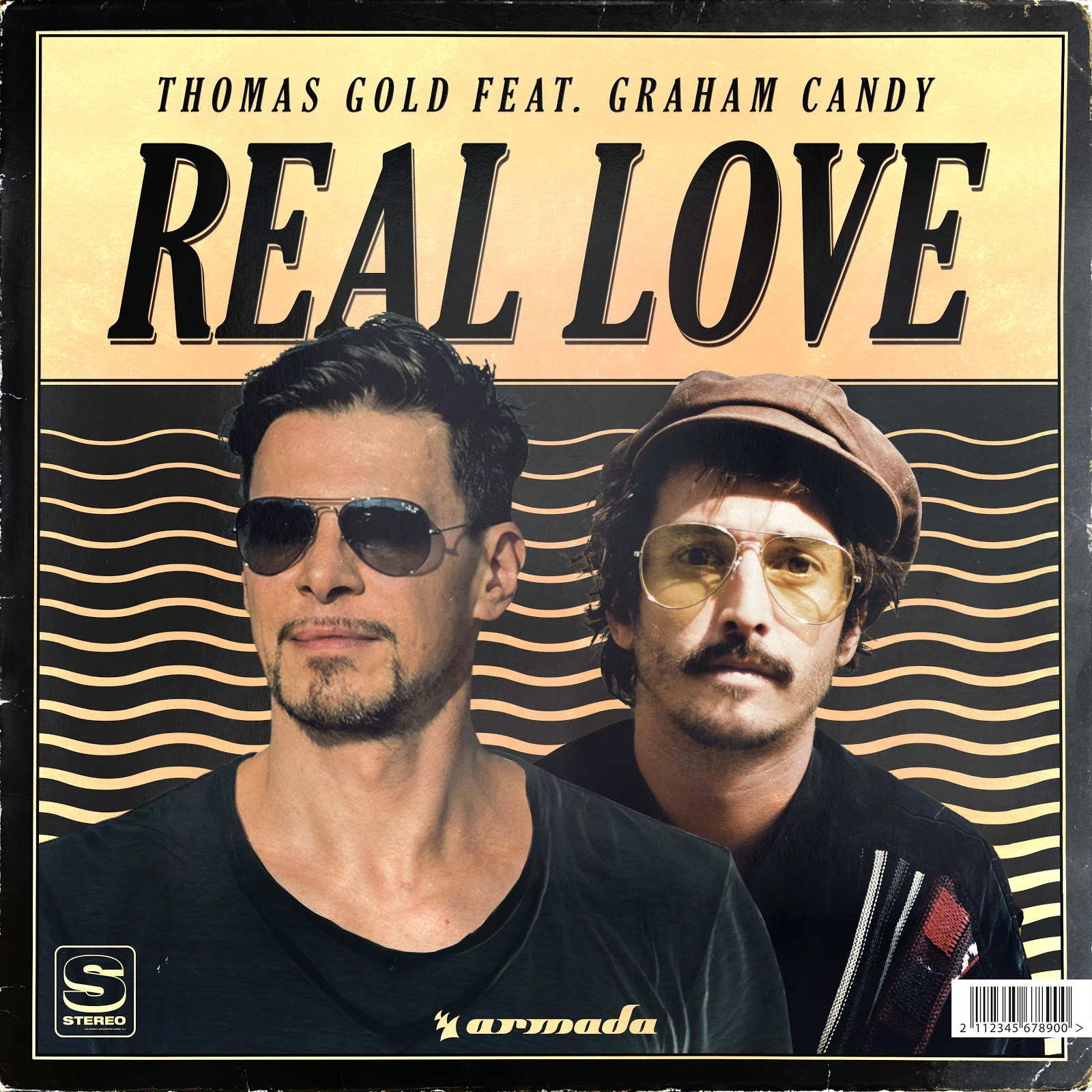THOMAS GOLD TEAMS UP WITH GRAHAM CANDY FOR 'REAL LOVE' ile ilgili görsel sonucu