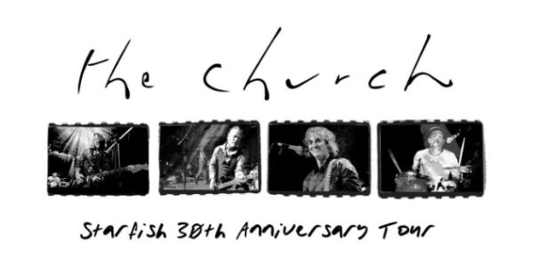9d716bcc3cc the church Add More Dates To Spring U.S. Tour  Second Leg Of The  Starfish   30th Anniversary Trek