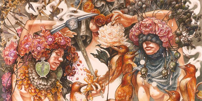 Image result for gold and grey baroness