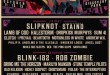 Aftershock Expands To 3 Days With Massive Lineup Featuring Tool, Slipknot, blink-182, Korn, Rob Zombie, Staind & Many More October 11 – 13 In Sacramento, CA