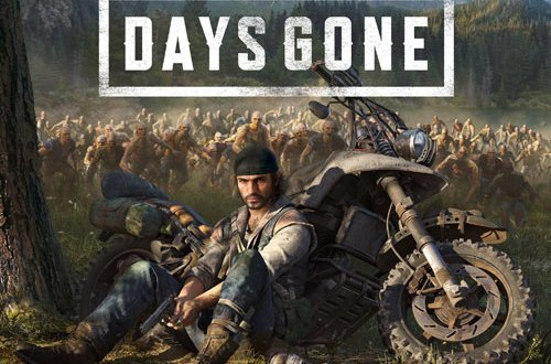 DAYS GONE ORIGINAL SOUNDTRACK WITH MUSIC BY NATHAN WHITEHEAD (THE PURGE)