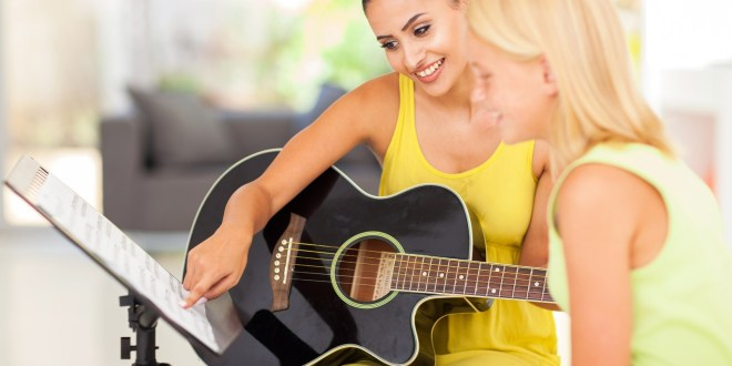 How to choose a guitar teacher who can be the one you are looking for