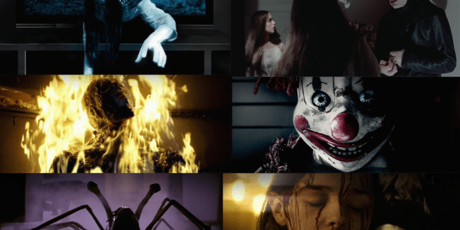 TOP 5 – HORROR MOVIE REMAKES