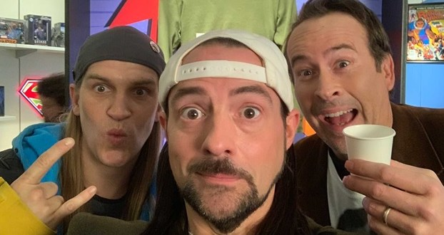 """Jay and Silent Bob Reboot"" Trailer Debuts"