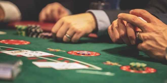 Review of Slots at Blackjack Ballroom Casino