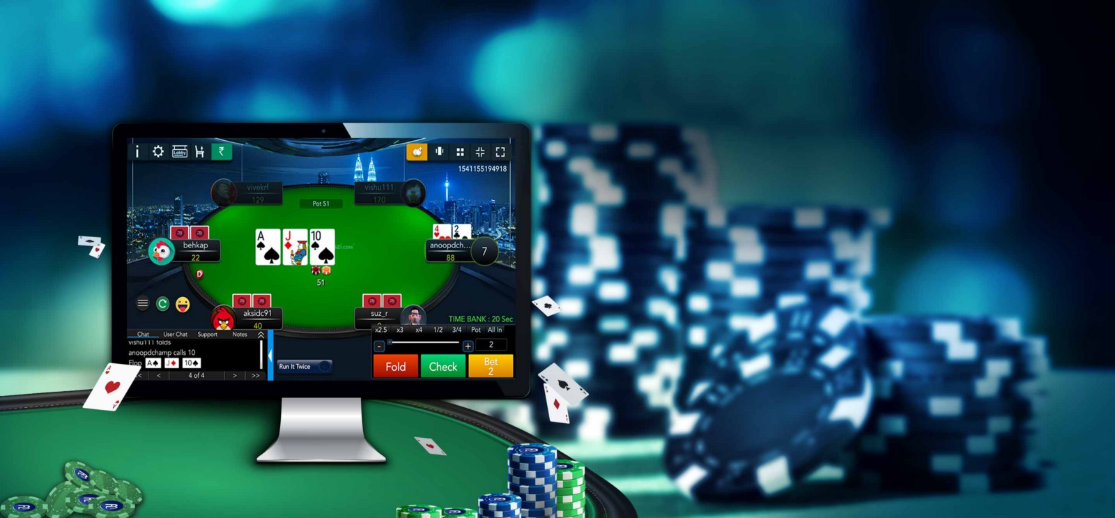 Top 5 Reasons to Play Situs Poker Online